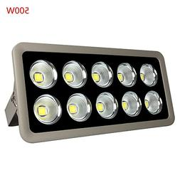 Warm White, 400W : LED Floodlight AC 85-265V COB 200W 300W 4