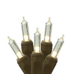 Bethlehem Lighting Set of 50 Warm White LED Mini Christmas L