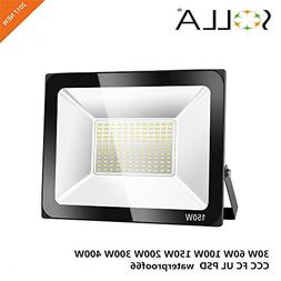 Warm White, 200W 220V 180LED : LED Flood Light 400W 300W 200