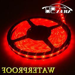 Waterproof 5M 3528 SMD 300leds Red DIY Flexible Soft LED Lig